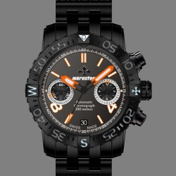 Black sail chronograph limited edition